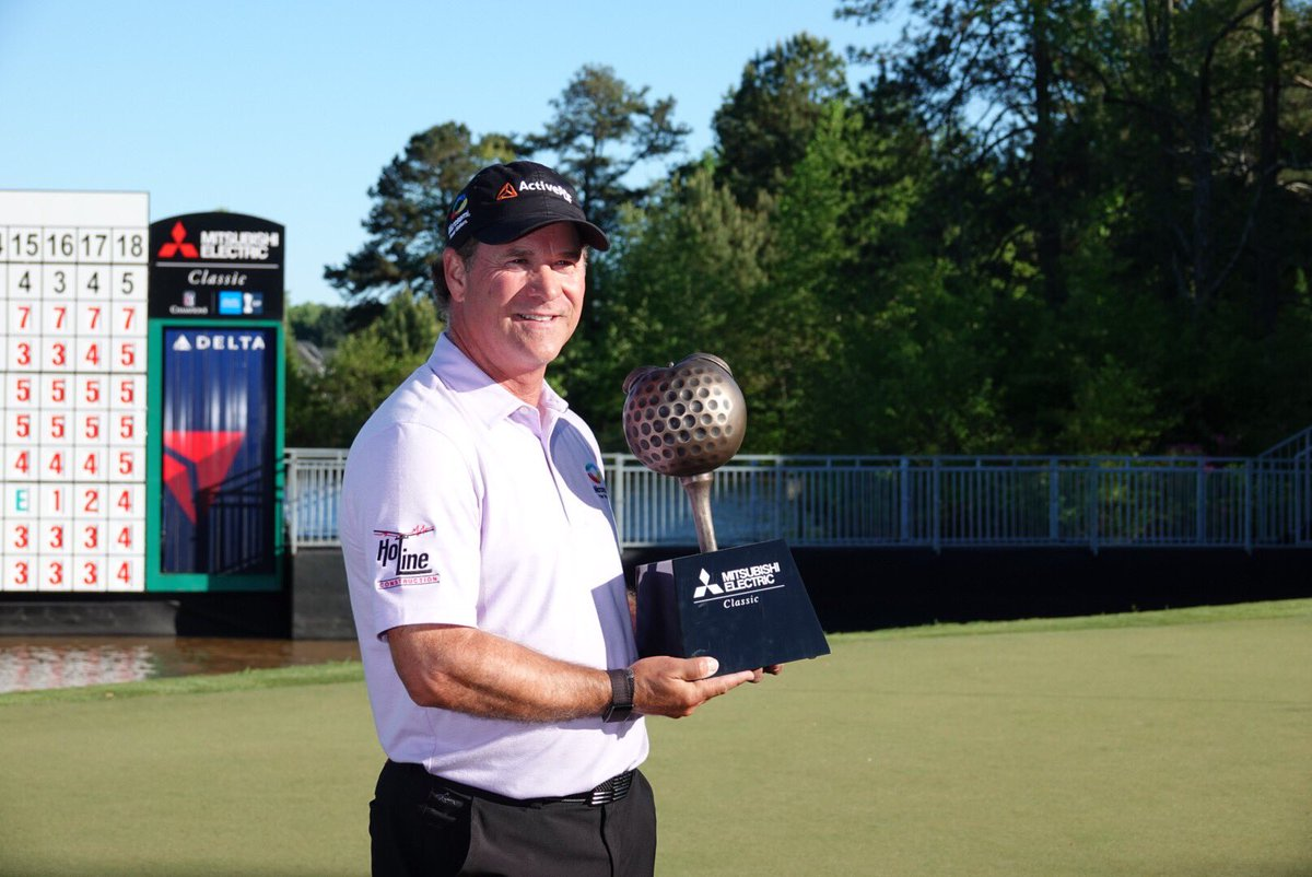 Congrats to @ScottMccarron on his @MEClassicGolf win today! 🏆 #MEClassic2019 #PlayTPC