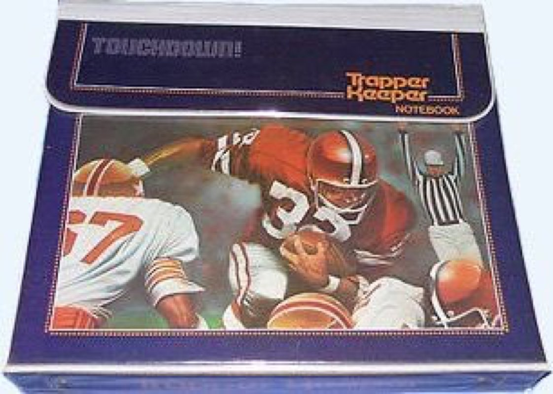 You can't tell me having the right Trapper Keeper wasn't worth a few extra good grades per school year.