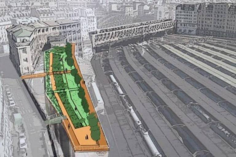 RT @siteptbr: Extremamente lendária, Jardim em Paris, na França, ganhará o nome de Marielle Franco. ❤️🤧 https://t.co/ug36MyGGh1