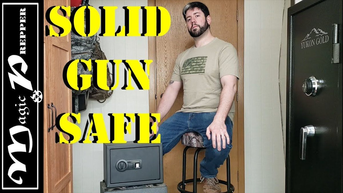 Brand new video dropped about the Stack On PS-15-10-B Biometric Gun Safe. Quick Review!  https:// buff.ly/2VelZrL  &nbsp;  <br>http://pic.twitter.com/gFdRkw2lkp