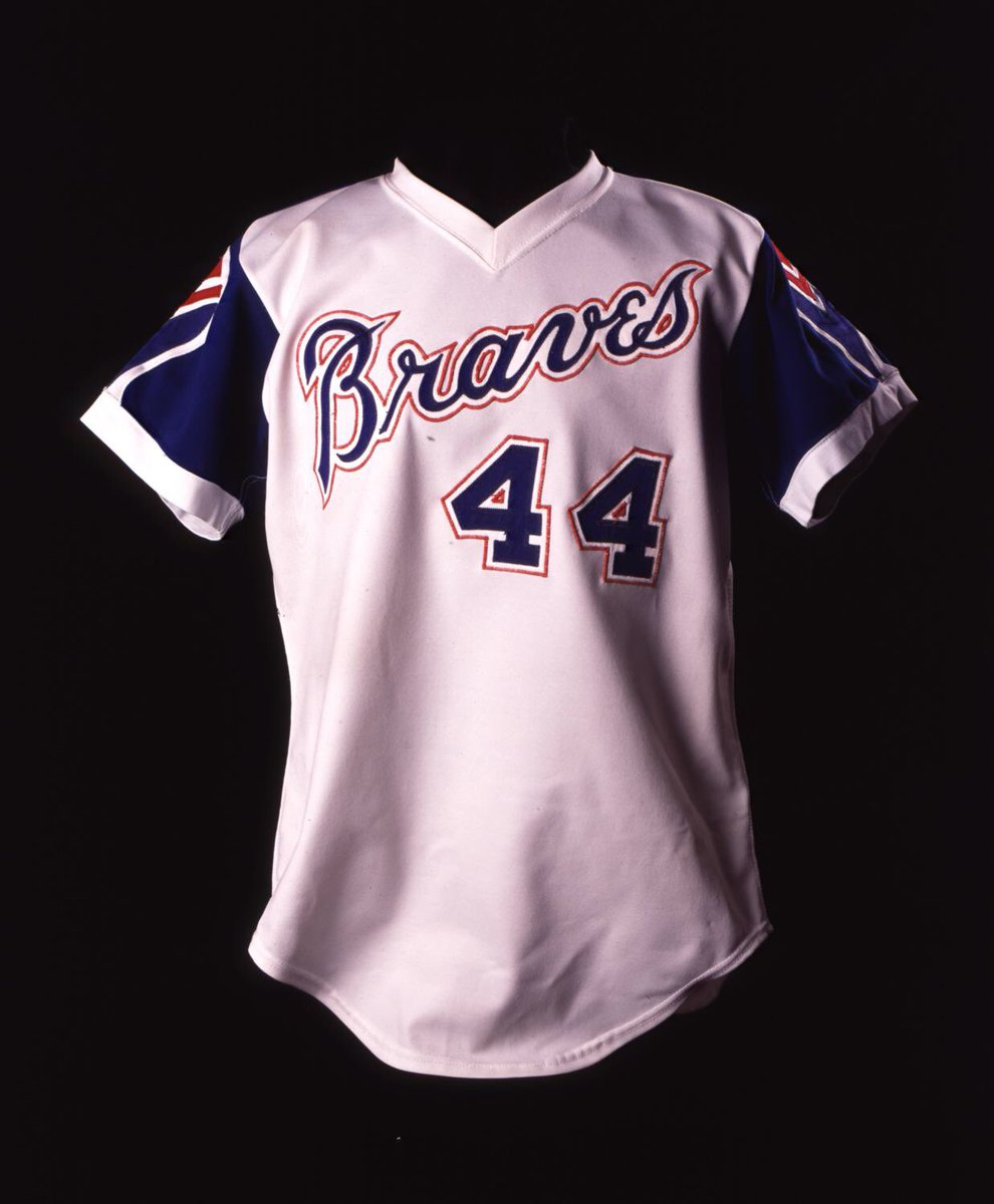 THE jersey THE man was wearing when he set THE record.