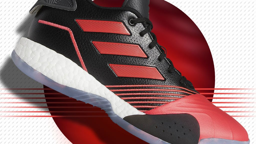 137ede13b83 the adidas tmac millennium drops in a classic black and red colorway on 4  25 adidas