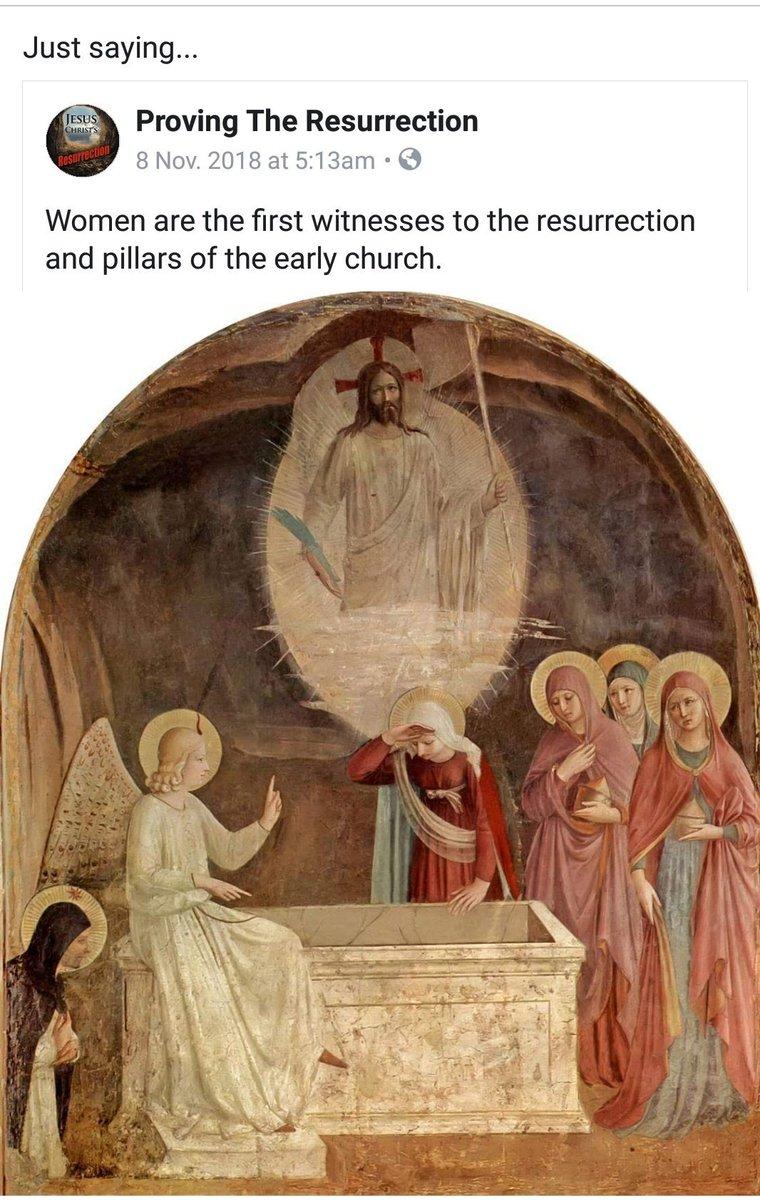 #WomensHistoryMonth #Christianity #CatholicTwitter
