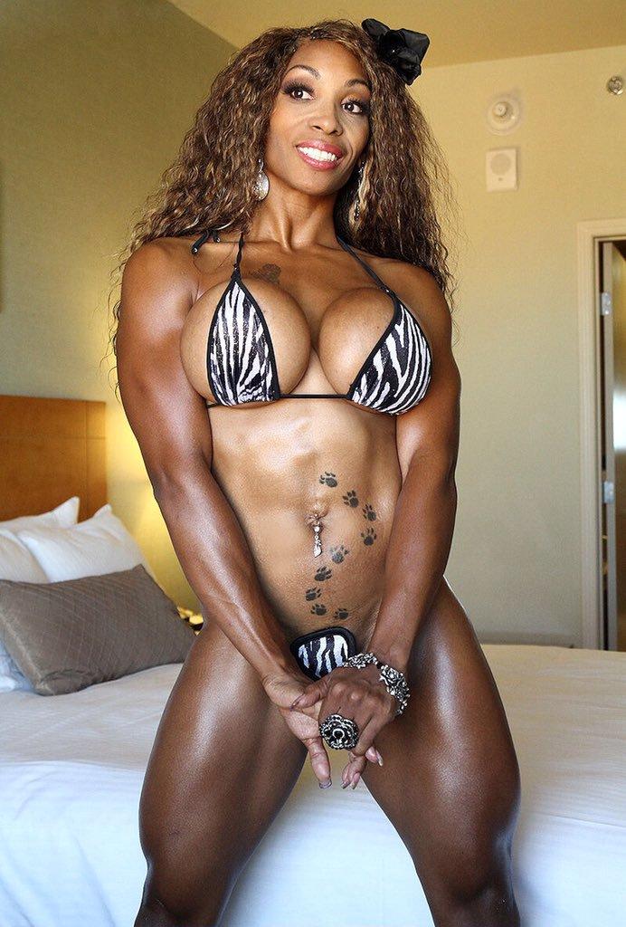 Black female bodybuilder gifts on zazzle nz
