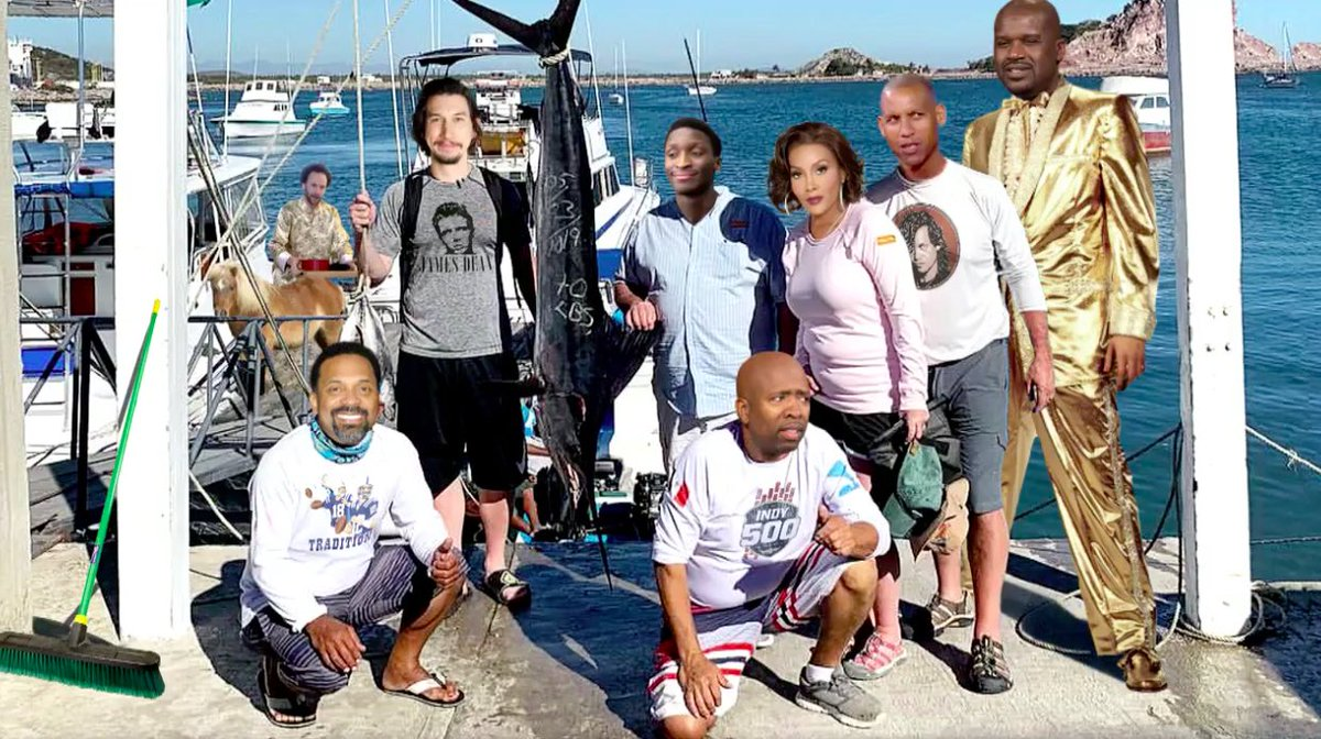 The Pacers have officially Gone Fishin' 🎣