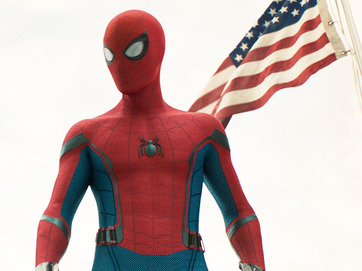 #16of22 #SpiderMan #Homecoming in this weekend's #MCUMarathon #Marvel journey to #Endgame