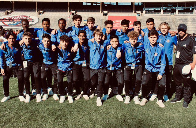 42726beed40 ... Solar U16 sitting in 1st place in the Texas conference with an  undefeated 12-0-3 record made it to the final of  dallascup losing 0-1 to  Toronto FC DA.