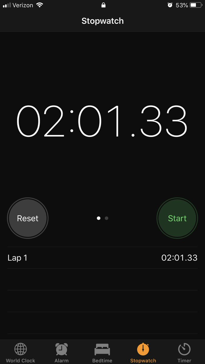 I decided to do a control of my #MarchMadness stopwatch game. This is the final two minutes of a #StanleyCupPlayoffs game. 3rd period #SJvVgk