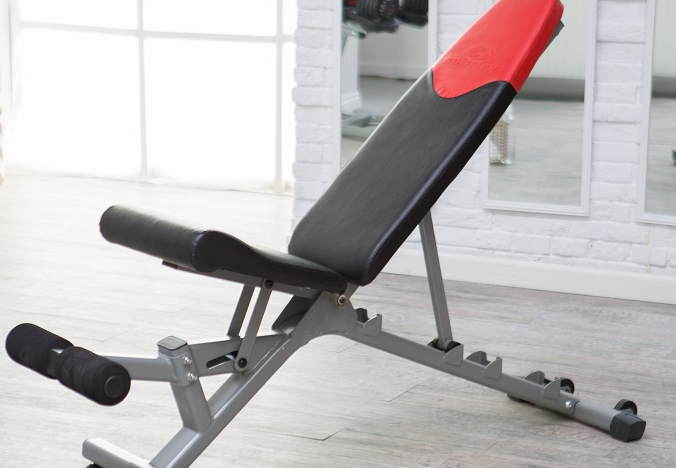 Correct your posture & stabilize your positioning with The Bowflex Weight Bench: 🏋️‍♂️👉🏼 https://amzn.to/2Dp5xLa  👈🏼🏋️‍♂️. Ideal for your Personal Gym! 😁💦 #bowflex #weightlifting #weights #workout #gym #personalgym #bench #correctposture