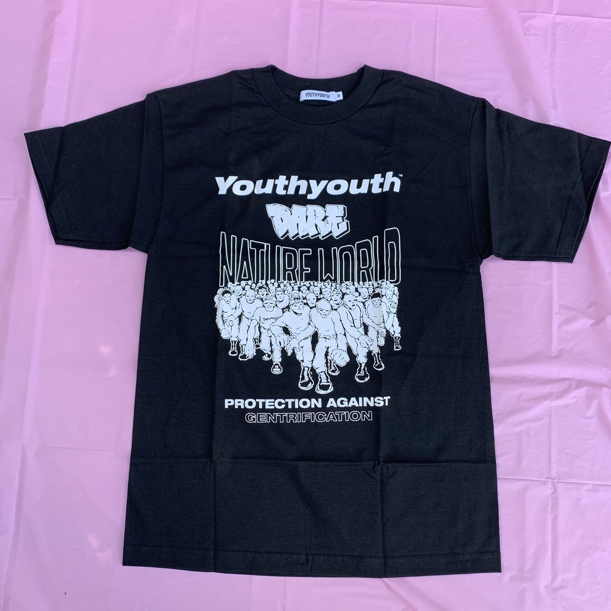https:// depop.com/clearthebench  &nbsp;   An oldie from a brand I was working on but also adding some FUCT shit right now <br>http://pic.twitter.com/VHAR17LCPX