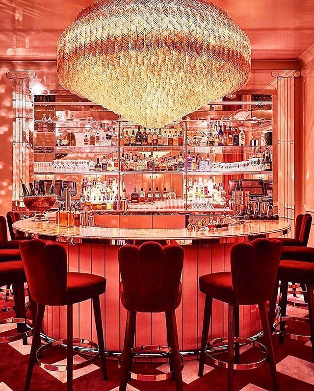 I want 🍬🍬🍬🍬🍬🍬🍬 @candybardetroit is arguably the most beautiful bar in the mid-west, housed within the @thesirenhotel at the historic #Wulitzer building in downtown #Detroit and designed by the talented @ash_newyork 💓👌 http://bit.ly/2vh9TQ4