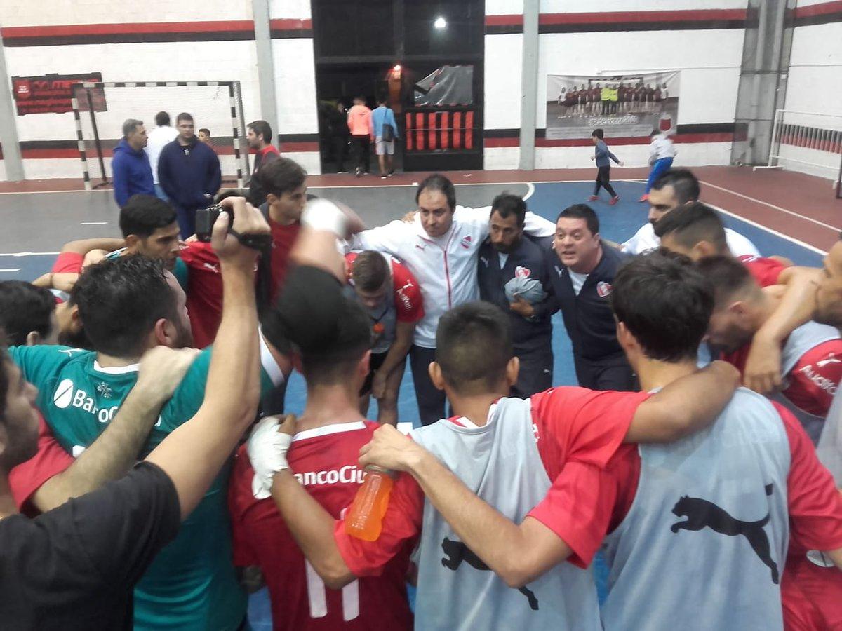 Goleó el Futsal