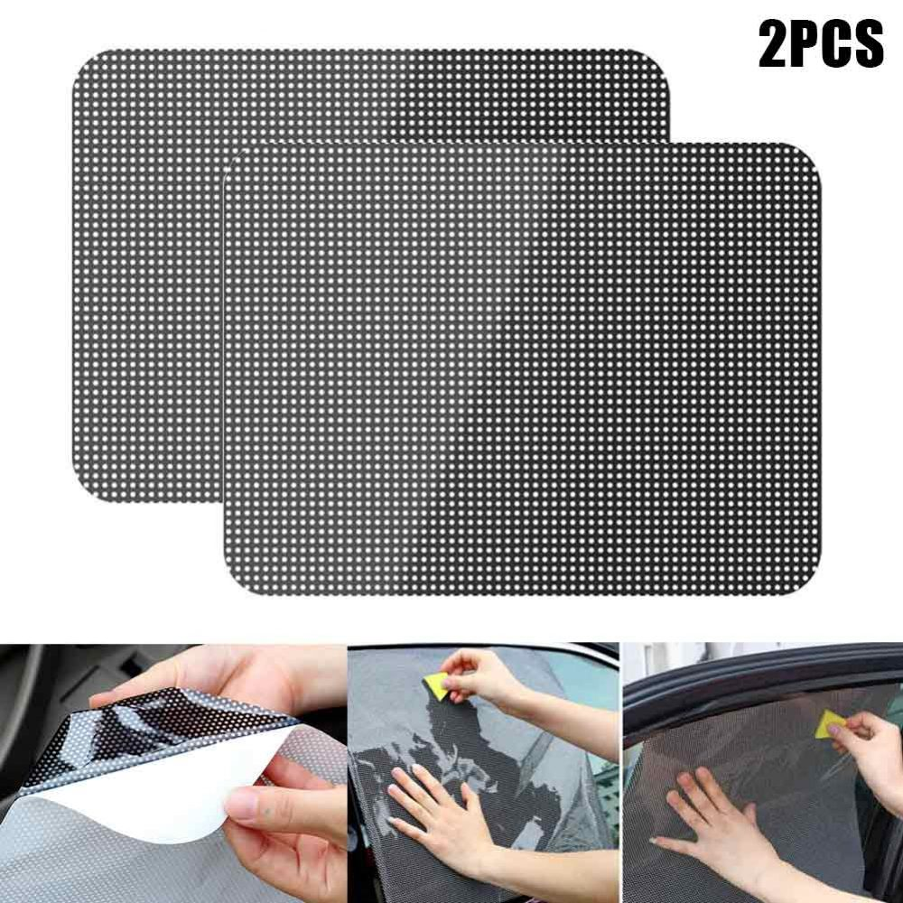New 2 Pcs Universal Car Window Shade Sticker Reusable Cling Sunshade UV Protection for Child Pet CSL2018 https://www.smilys-stores.com/new-2-pcs-universal-car-window-shade-sticker-reusable-cling-sunshade-uv-protection-for-child-pet-csl2018/ … #fashion|#sport|#tech|#lifestyle