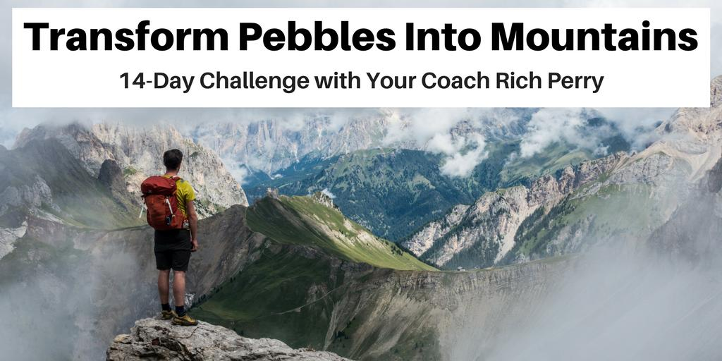 What obstacles are currently holding you back from achieving your #goals and dreams? Join the 14-day challenge that will help you smash through those barriers once and for all! #mindset     http://bit.ly/2UUQ2RU