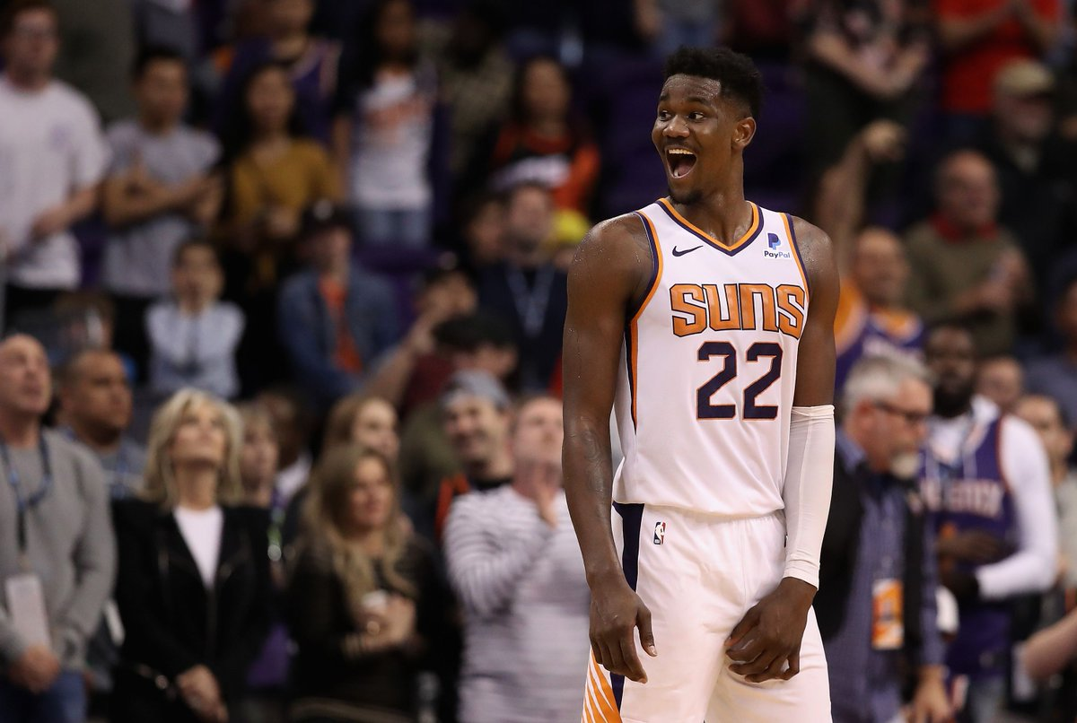 What these playoffs tell us about how the Suns should build around Deandre Ayton (via @BrendonKleen14) https://www.brightsideofthesun.com/2019/4/21/18510433/nba-playoffs-tell-us-phoenix-suns-build-deandre-ayton?utm_campaign=brightsideofthesun&utm_content=chorus&utm_medium=social&utm_source=twitter…