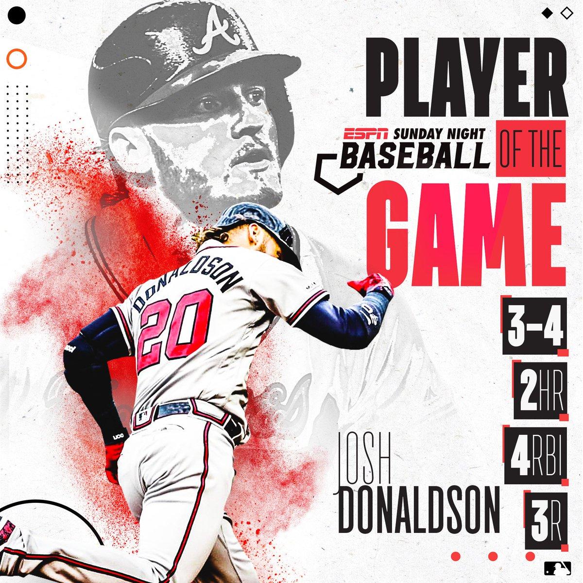 Vintage Josh Donaldson.