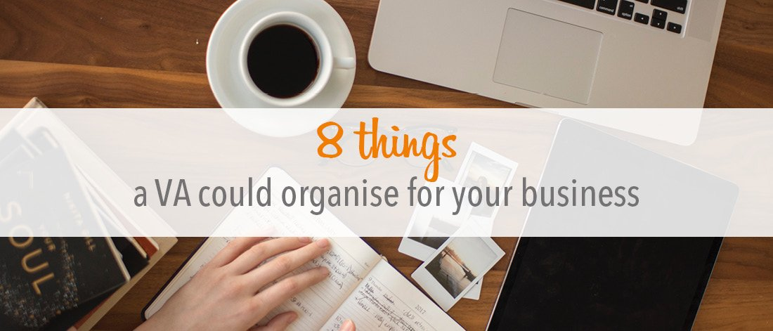 8 things a Virtual Assistant could organise for your business:  https://www. getaheadva.com/8-things-virtu al-assistant-organise-business/ &nbsp; …  #virtualassistant #businesssupport<br>http://pic.twitter.com/bvVdbKkiz4
