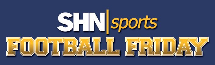Attention high school football fans... be part of our new SHN FOOTBALL FRIDAY live program this fall from your stadium seat! Tag your game day videos and info with #SHNFootball.  [RT] this for a chance to receive a free #SHNFootball t-shirt this fall. Limited qty available.<br>http://pic.twitter.com/p5jjXffXZb