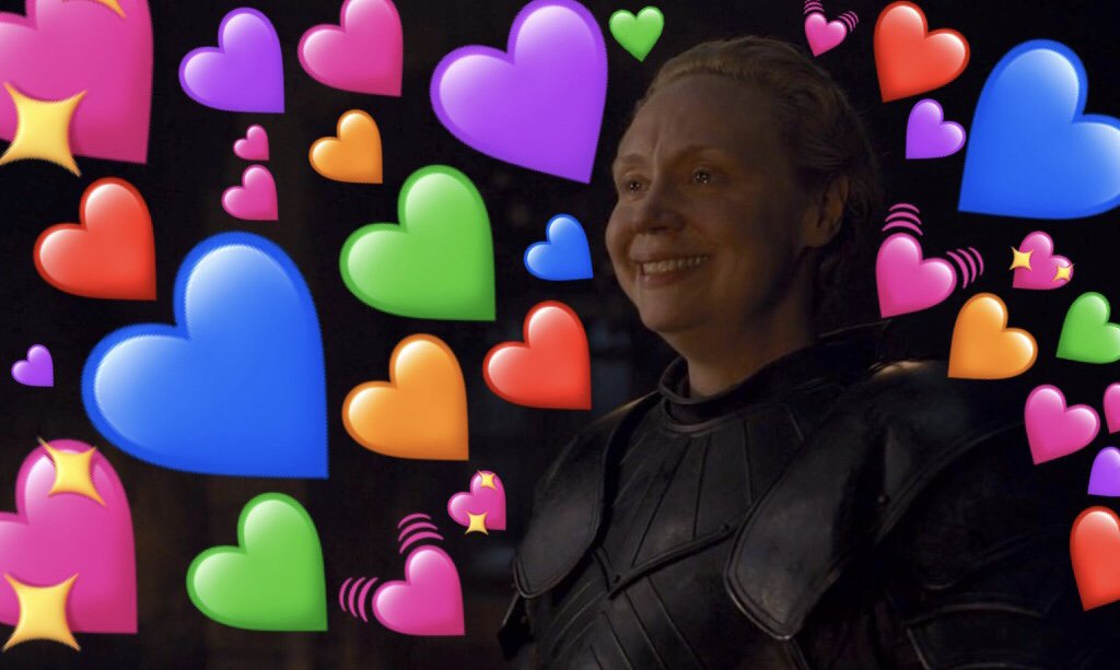 💖 RT if you love Brienne of Tarth 💖