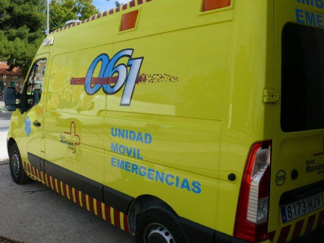 🚑🚑🚑La Gerencia de Urgencias y Emergencias #061 refuerza sus recursos para garantizar la asistencia en el #BandodelaHuerta http://www.carm.es/web/pagina?IDCONTENIDO=103064&IDTIPO=10&RASTRO=c819$s3$m…