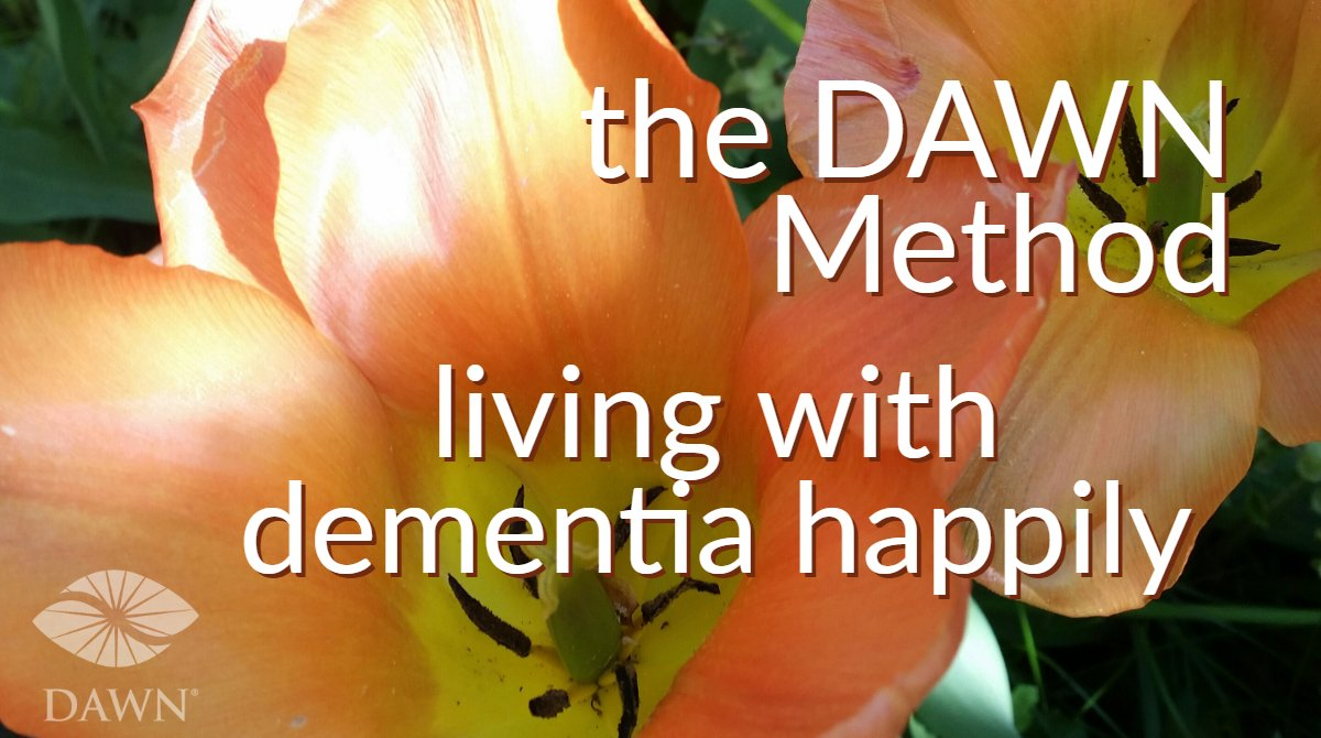 When we as caregivers recognize and support our loved ones' abilities (and stop expecting them to do what they can no longer do) they become happier and feel safer. They begin to experience well-being rather than emotional distress.    https:// thedawnmethod.com  &nbsp;   #Dementia #Alzheimers <br>http://pic.twitter.com/N729Ul4pfQ