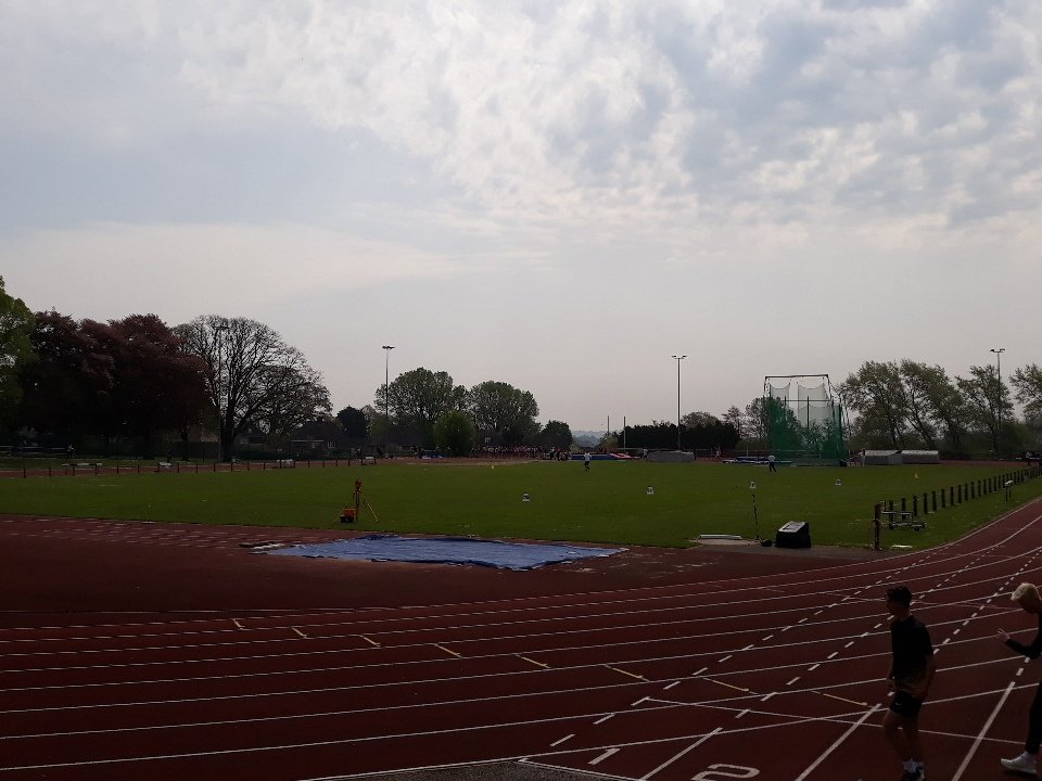 Good luck to all our athletes competing in the Bill Whistlecroft Spring #Athletics festival today .@YeovilOlympiads