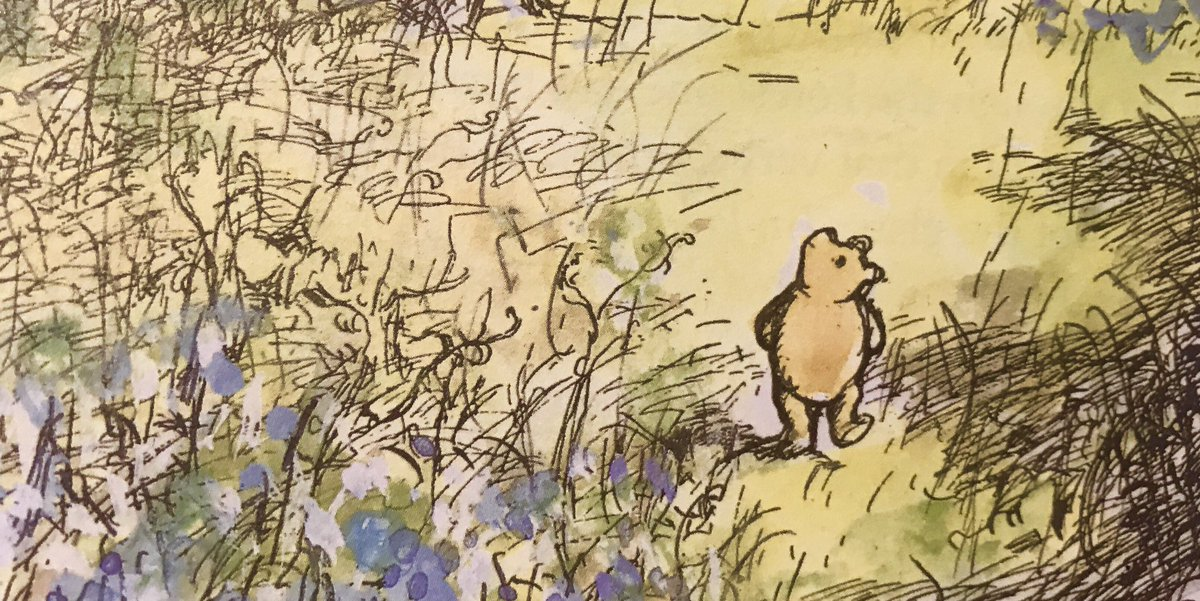 A.A.Milne's photo on #BankHolidayMonday