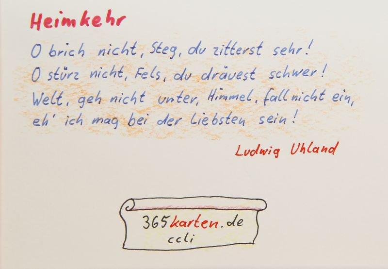 365karten On Twitter Mal Wieder Etwas Romantik Ludwig