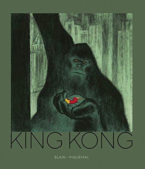 King Kong, une édition BD remastérisée par Christophe Blain et Piquemal https://www.actualitte.com/t/ZbdnoKgz  #KingKong #BD #cinéma #classique #Hollywood 🐒 @Hachette_France