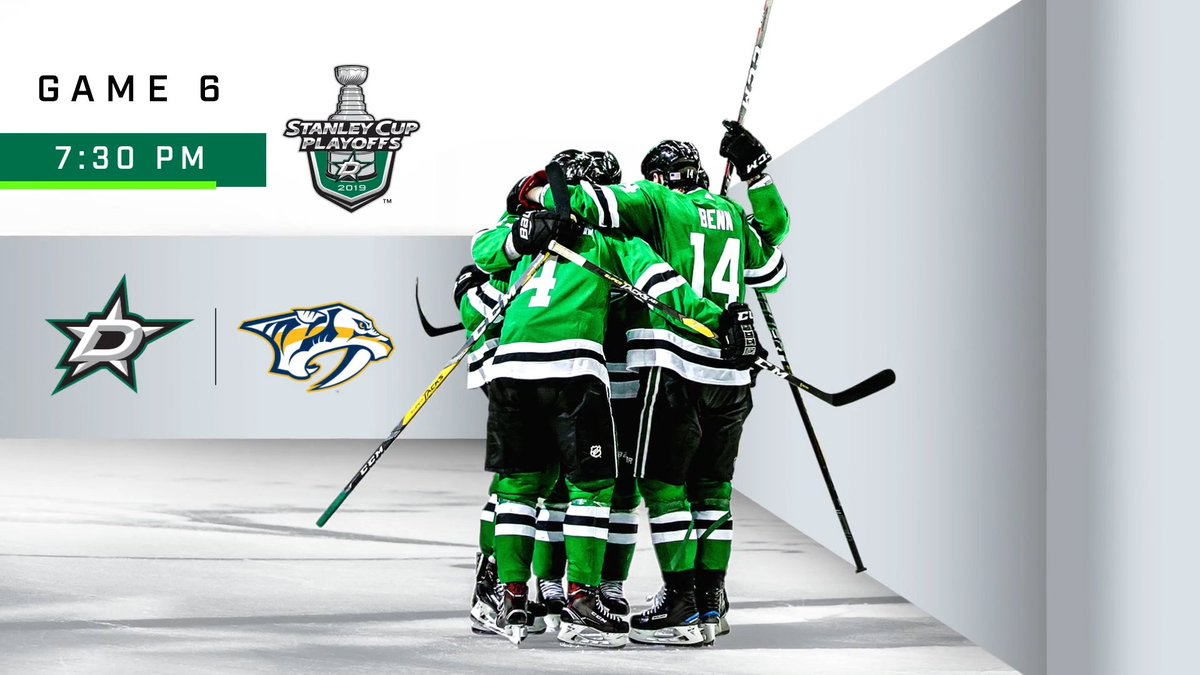 Dallas Stars's photo on STARS WIN