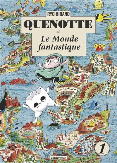 Quenotte et le monde fantastique : une dent et un jeune garçon au centre de la terre https://www.actualitte.com/t/LYBZrGYj  @CastermanBD  😋 #RyôHirano #quenotte #manga