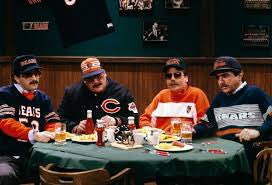 """""""Ditka could've risen in two days. Da Bears."""""""