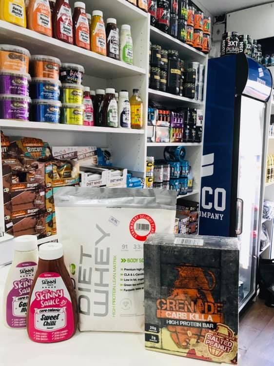We are open 10 - 4pm today or if you cannot make it into the #shop take a look at our #website SupplementKing.uk #Purchase Phd Diet Whey 1kg & a box of Grenade Carb Killa Protein Bars for £39.99 Get a free Skinny Food Co zero #calorie sauce Local same day #delivery