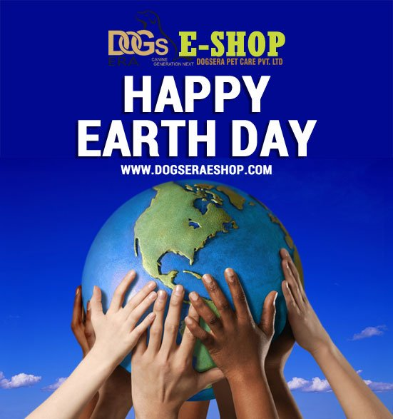 Happy Earth Day, Buy Dog & Cat Product Online, Dogsera Eshop, Online Pet Store  Happy Earth Day, Save Tree Save Earth. #EarthDay #EarthDay2019 #EarthFromSpace #SaveEarth #Earth #EarthHour #EarthHouruk #EarthHourIndia #DogsEra #DogProduct #PetProduct  Web: http://dogseraeshop.com
