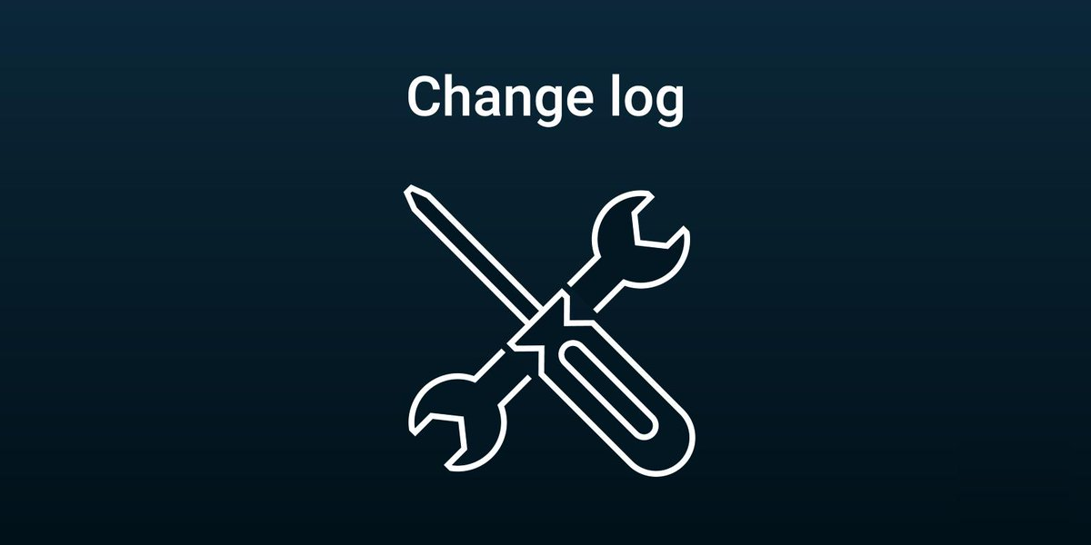 Bitfinex Mobile App Change Log 3.4.0 New Features Added option to adjust font sizes.Added ability to edit funding offers and bids.Added option to disable biometric unlocking of the application and set 'Pin-Only'. <br>http://pic.twitter.com/zfbNZbqt9K