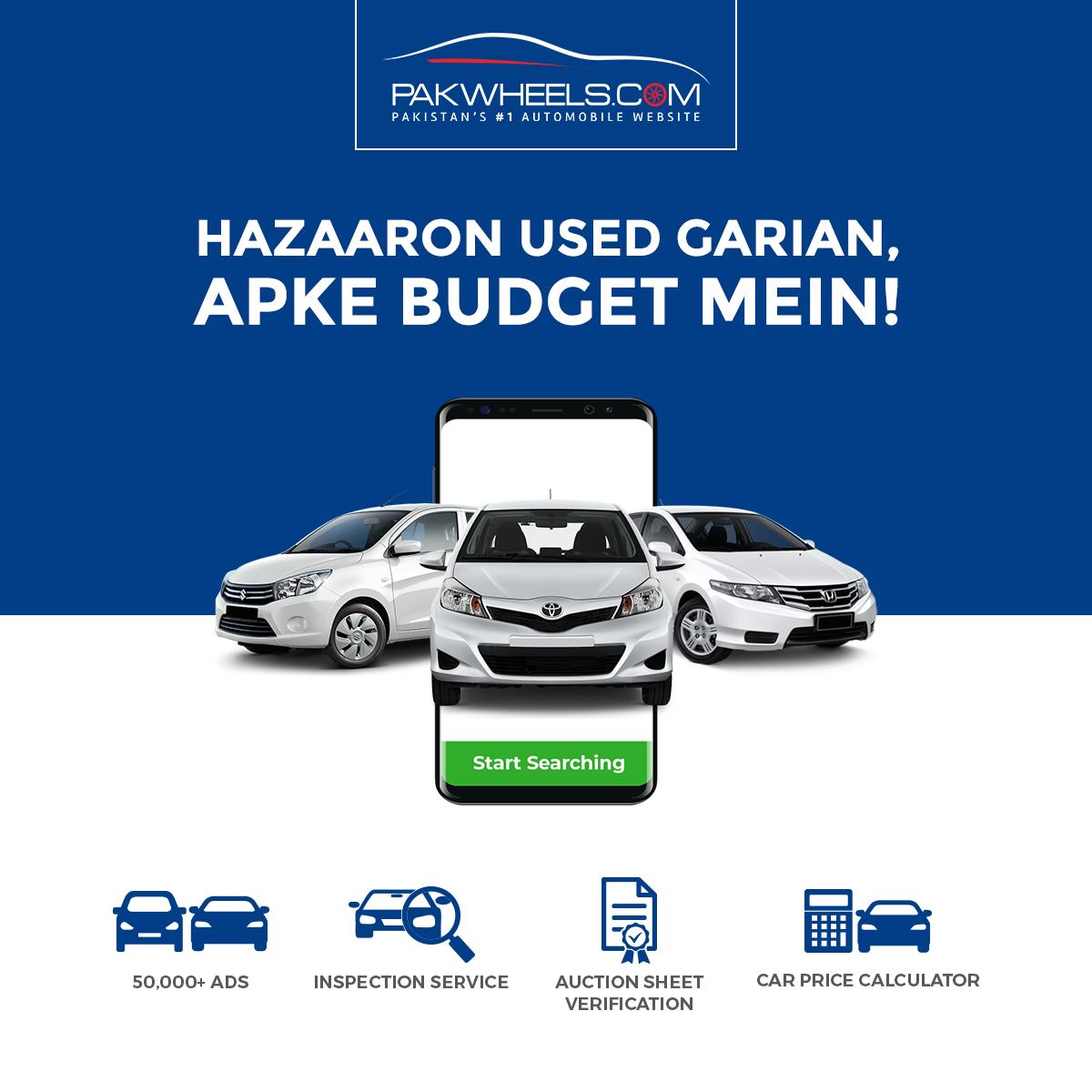 Used Car Price Calculator >> Pakwheels Com On Twitter Thousands Of Budget Cars Are