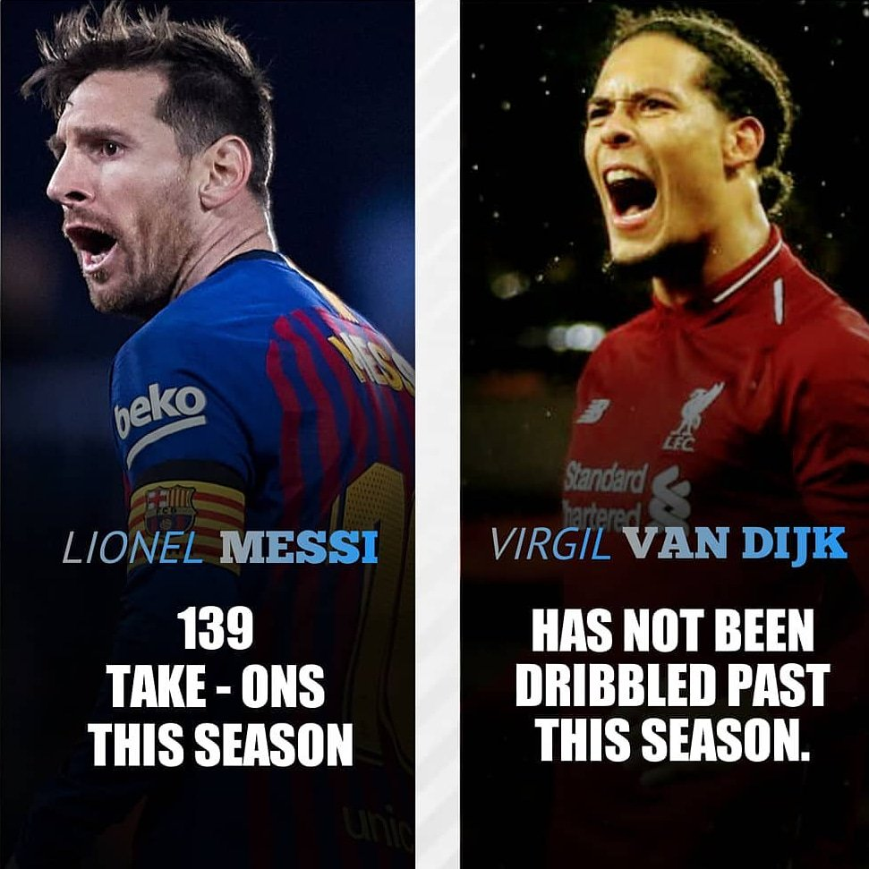 It will be an interesting game between Barcelona and Liverpool..