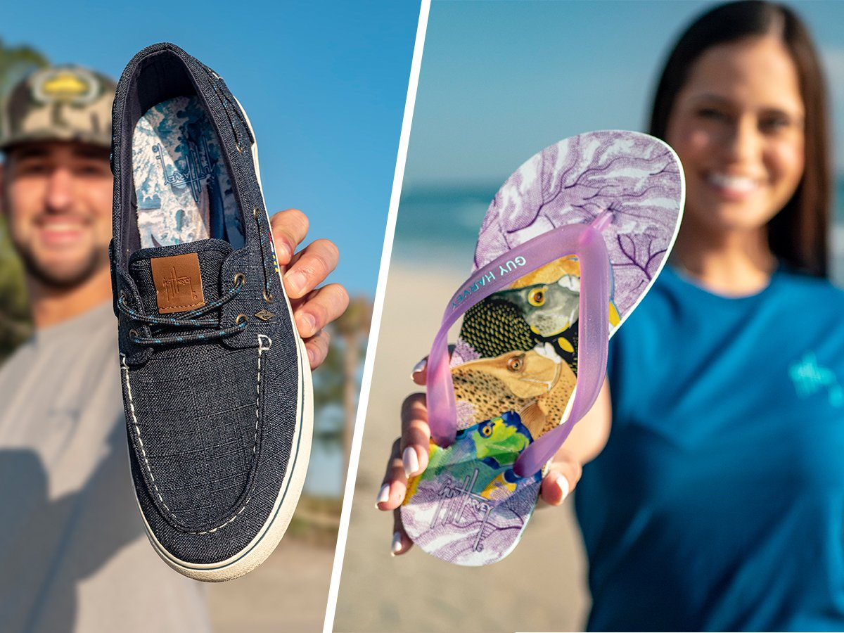 747dc5c680dd Every sale of  DrGuyHarvey shoes benefits marine conservation research and  education. Learn more at http   GHOF.org .pic.twitter.com nJ4d9gjYQX