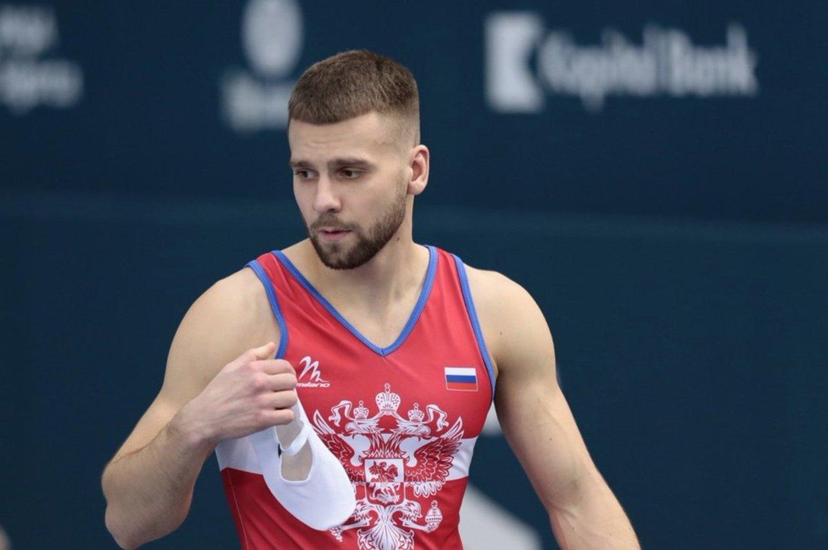 Батутист Андрей Юдин из Тольятти стал Чемпионом России