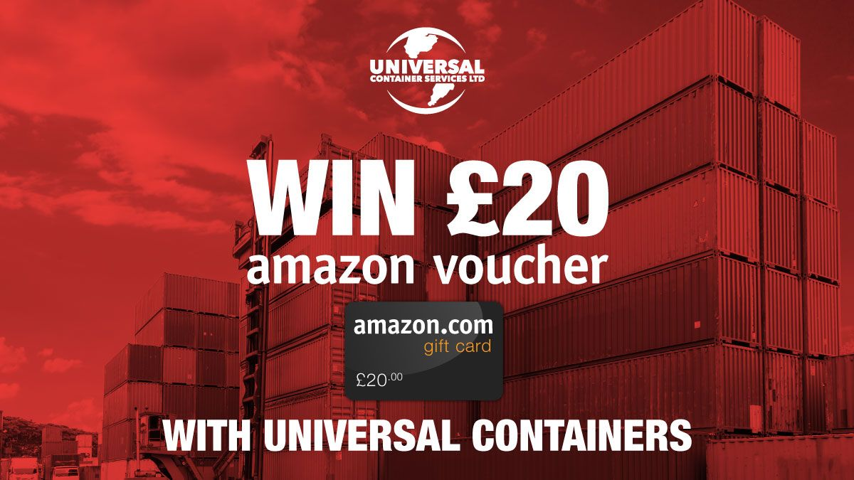 Our new #FreebieFriday #Competition is now LIVE!   For your chance to win a £20 Amazon voucher in our monthly #giveaway, just FOLLOW &amp; RETWEET to enter   Winner announced 17/05/19. Good luck <br>http://pic.twitter.com/yvFKLCeEwx