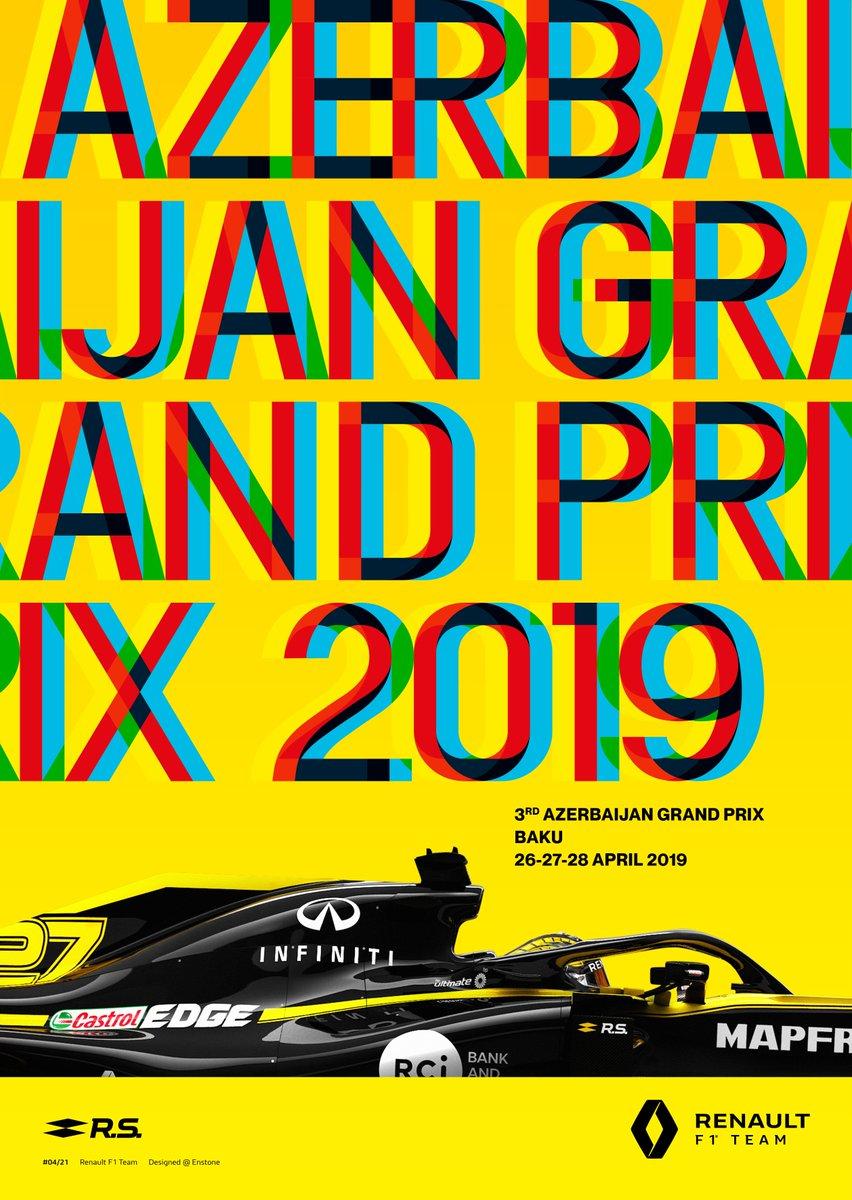 Renault F1 Team's photo on New Week