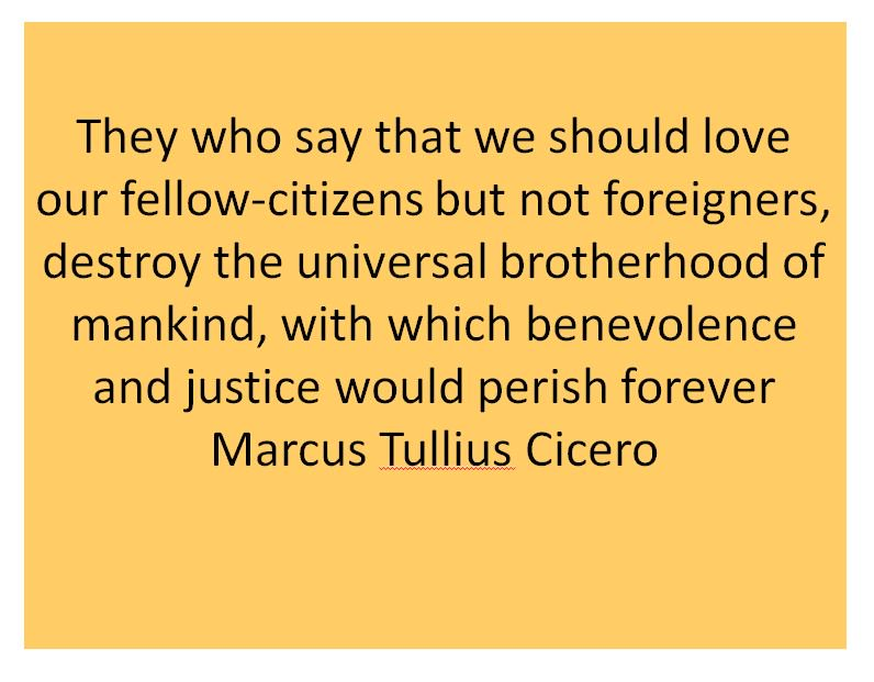 Jacob loves quoting Cicero...Cicero would probably not agree with Jacob or his #Brexit based on OTHERING. <br>http://pic.twitter.com/dtrHPo4J3b