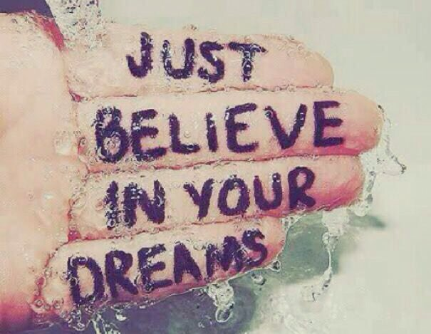 You must Believe in Your Dreams  before anyone else can.  #MondayMorning #MondayMotivation #Believe<br>http://pic.twitter.com/Bj75vca0EG