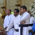 Image for the Tweet beginning: Easter Sunday in Sri Lanka,
