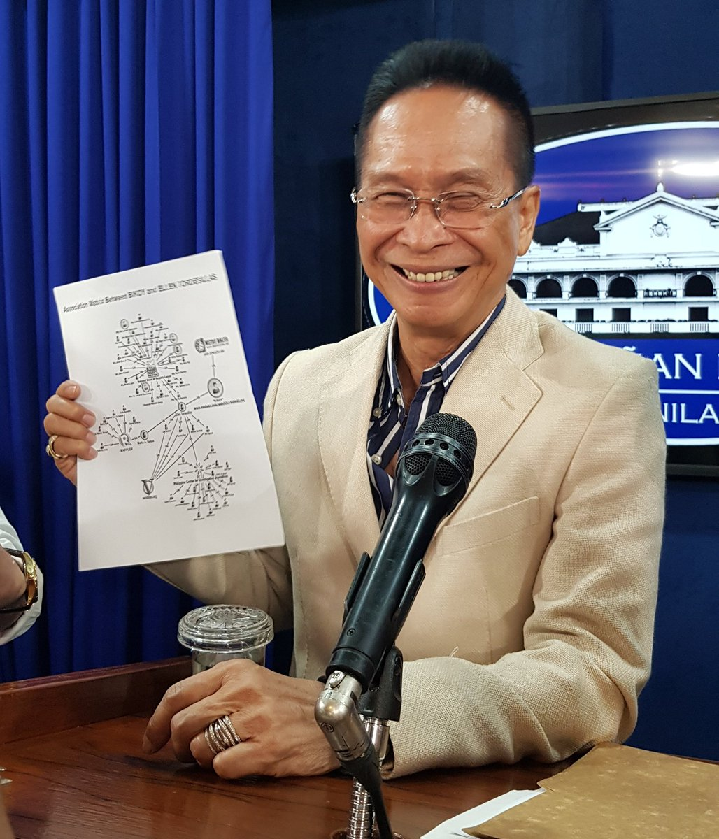 "All official military &amp; foreign intel reports requires full authentication &amp; bear certification not just based on head of state words pluck in air &amp; excel file   Bet, expect PNP &amp; AFP doesn&#39;t even have a certified intel copy of Panelo worksheet.  Well, that&#39;s an evil smile..."" <br>http://pic.twitter.com/uIA0BW1OTh"