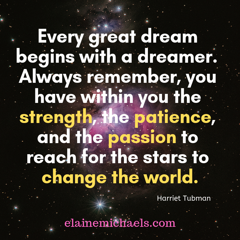 Dreamers!!  You have the Strength, the Patience, and the Passion to Reach for the Stars to Change the World!  #DreamBIG #BeYourOwnBoss <br>http://pic.twitter.com/jnwbQkvAXg