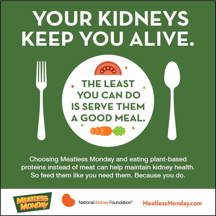 NKF - KS, MO & OK's photo on #MeatlessMonday