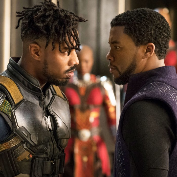 Time now for #18of22 in the journey to #Endgame. #BlackPanther up next in the #MCUMarathon #Marvel
