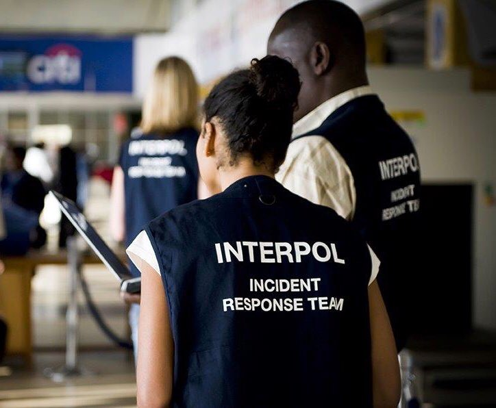 Interpol sends team to Sri Lanka