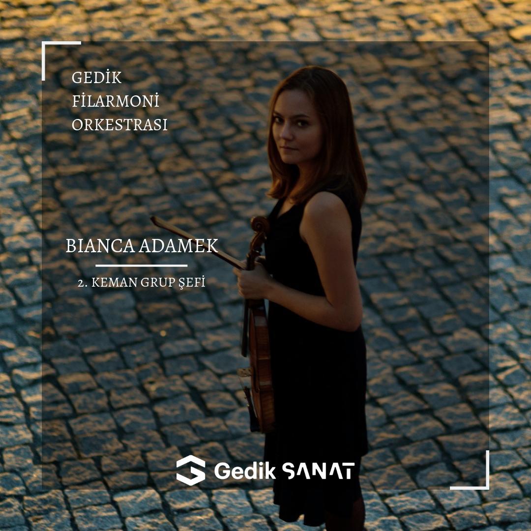 Gedik Sanat's photo on Bianca